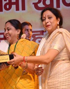 देखें तस्वीरें: कुरुक्षेत्र में भारतीय कला एवं संस्कृति के पुरोधा हुए सम्मानित