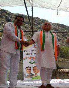 दिल्ली नगर निगम चुनाव प्रचार में उतरे दिग्गज, देखें तस्वीरें