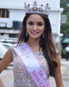 pics: मिस इंडिया ग्रैंड इंटरनेशनल अनुकृति पहुंची दून, बोली ये पूरे उत्तराखंड की जीत