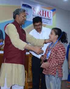 pics: दैनिक जागरण और स्वामी राम हिमालयन विश्वविद्यालय ने मेधावियों का किया सम्मान