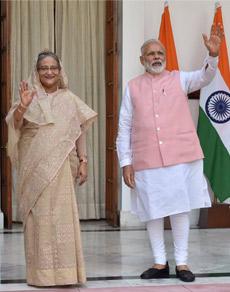भारत और बांग्लादेश के बीच 22 समझौतों पर लगी मुहर