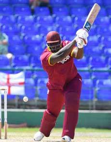 140 kg वजनी यह क्रिकेटर है वेस्टइंडीज का उभरता सितारा, देखें तस्वीरें