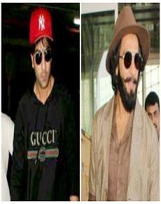 Photos : Ranveer Singh और Ranbir Kapoor का ये है नया लुक, आपने देखा क्या