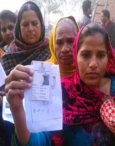 देखें तस्वीरें: पंजाब विधानसभा चुनाव में 48 बूथों पर पुनर्मतदान