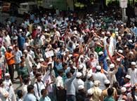 PICS: रोहिंग्या मुसलमानों पर हो रहे अत्याचार के खिलाफ देहरादून में रैली