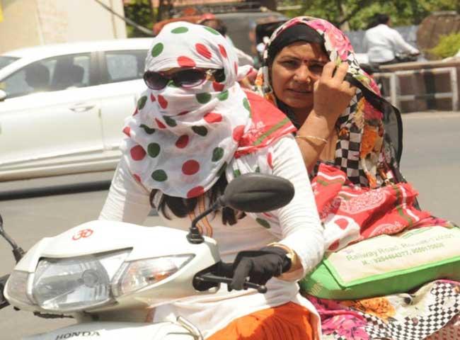 देखें तस्वीरें: हरियाणा में भीषण गर्मी और लू का कहर