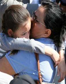 अमेरिका: कैलिफोर्निया के स्कूल में फायरिंग, देखें तस्वीरें