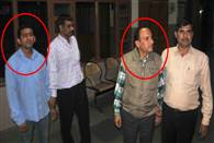 तस्वीरें: शिमला में सीबीआई की पकड़ में पुलिस अधिकारी