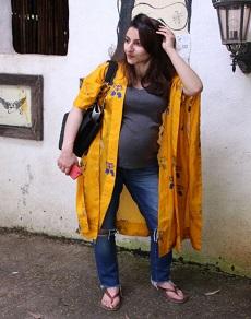 सोहा अली ख़ान हैं pregnant, यह हैं लेटेस्ट तस्वीरें