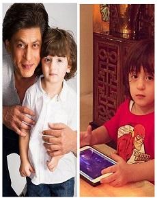 तस्वीरें: शाह रुख़ ख़ान बेटे संग खेलते हैं विडियो गेम्स, ये सितारे भी हैं mobile apps के दीवाने