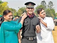 देश सेवा का जगा जज्बा तो मॉडलिंग के ऑफर छोड़ सेना में भर्ती हुआ ये शख्स