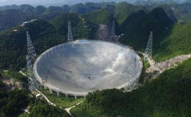 Image result for एलियन खोज सकता हैचाइनाका ये टेलीस्कोप, जाने