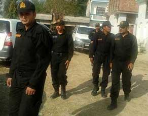 देखें तस्वीरें : लखनऊ में एनआइए ने शुरू की सैफुल्लाह एनकाउंटर मामले की जांच