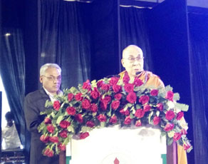 pics:  दलाई लामा ने अंतर्राष्ट्रीय बौद्ध सम्मेलन का किया उद्घाटन