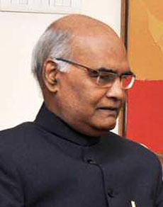 रामनाथ कोविंद बने बीजेपी के राष्ट्रपति प्रत्याशी, देखें तस्वीरें