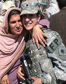 भारत की बेटी ने अमेरीका में किया कमाल, इराकी मिशन में दिखा चुकी है अपना जौहर