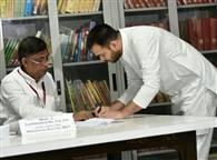 राष्ट्रपति चुनाव का मतदान, बिहार में 241 विधायकों ने डाले वोट, देखें तस्वीरें...