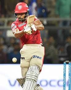 IPL 10 : किंग्स इलेवन की रोमांचक जीत, प्लेऑफ की उम्मीद कायम