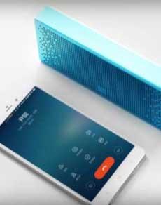pics: माइक्रोएसडी कार्ड सपोर्ट के साथ xiaomi ने लांच किया mi bluetooth speaker