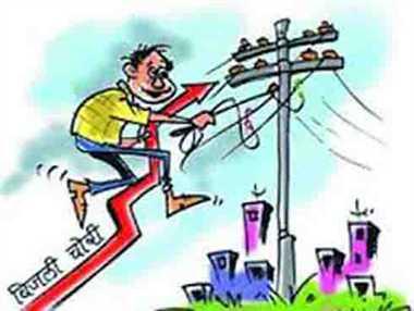 बिजली चोरों पर काउंटर अटैक