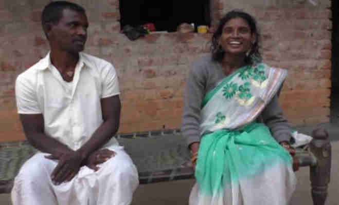 valentine day 2018,valentine day,manohar nayak,jharkhand man manohar,cycles 600km in 24 days,love story of jharkhand labourer,manohar finds missing wife,manohar cycles 600km,manohar cycles 24 days