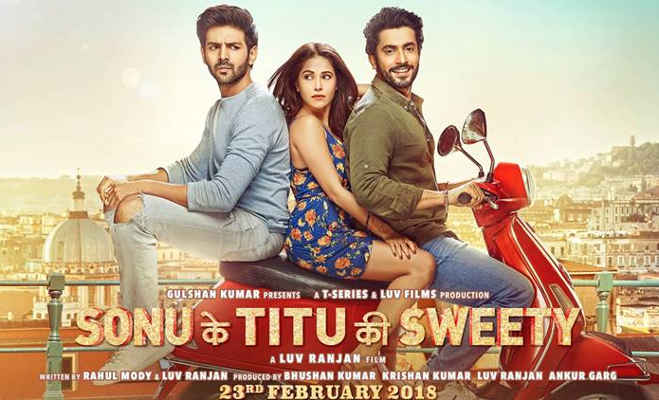 kartik aaryan,sonu ke titu ki sweety,box office collection,highest grosser 2018 film,akshay kumar,padman,padmaavat,sonu ke titu ki sweety collection,sonu ke titu ki sweety songs,sonu ke titu ki sweety trailer,pari,anushka sharma,aiyaary