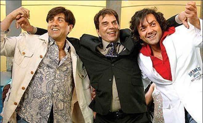 Salman Khan, bobby Deol, Yamla Pagla Deewana Phir Se, Dharmedra, Salman Khan Promis, Yamla Pagla Deewana Phir Se release, race 3, Salman Khan race 3, bangkok, shooting, bollywood, bollywood friendship