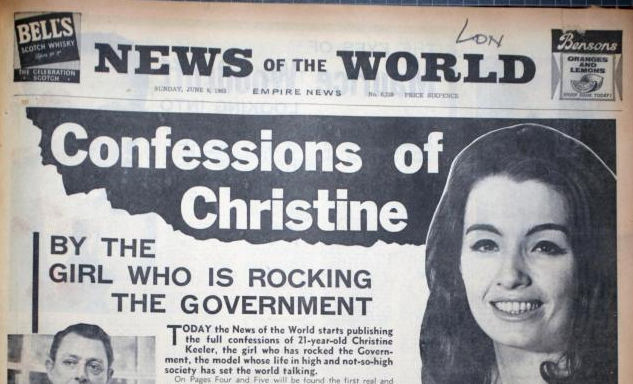 christine keeler,profumo affair,british scandal,scandal of the century,christine keeler death,model christine keeler