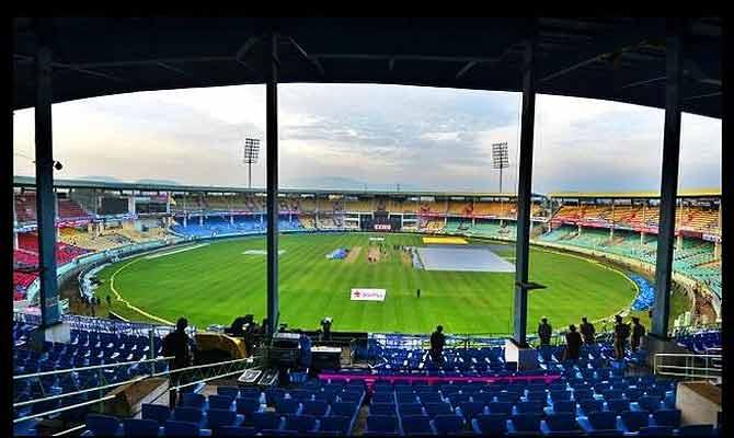 ग्रीनपार्क मैदान को मिल सकती है दिल्ली टेस्ट की मेजबानी