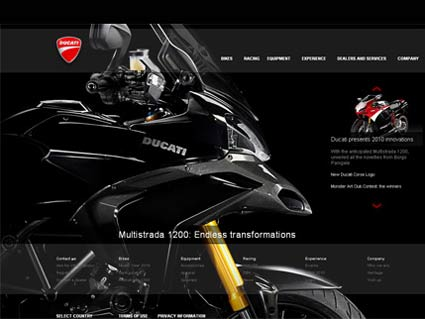 ducati website for indian fans - lifestyle,inext live