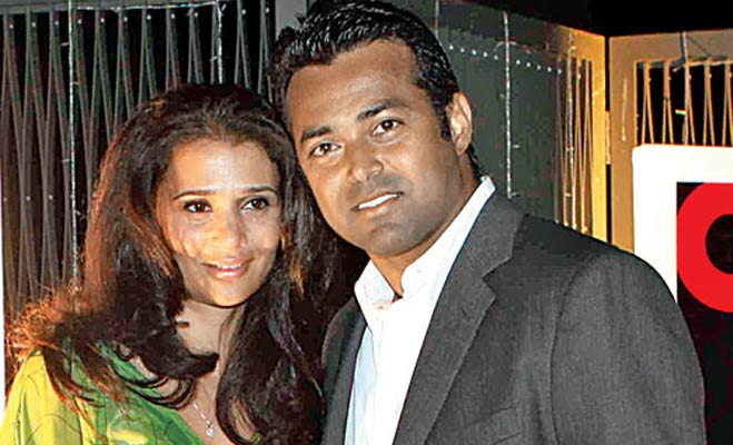 sports news, tennis news, tennis player, leander paes, leander paes girlfriends, rhea pillai, mahima chaudhary