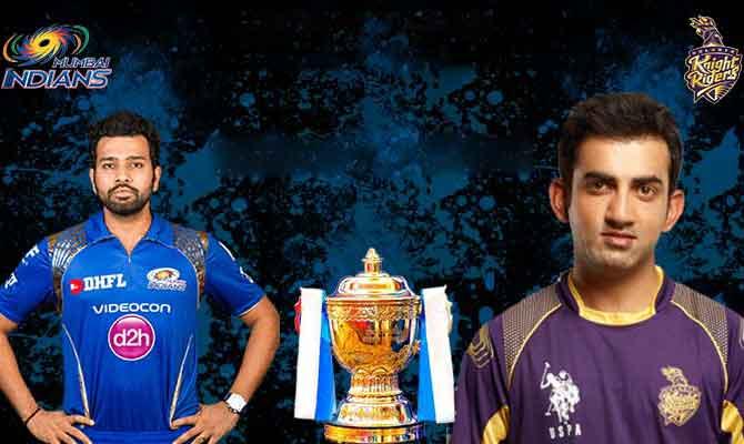 IPL-10 क्वालीफायर 2- रोहित और गंभीर की लड़ाई में जो जीता उसे मिलेगा सिकंदर बनने का मौका