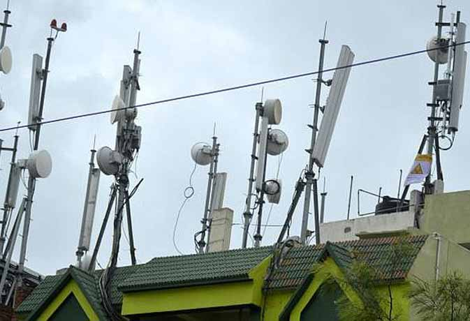 अब घर बैठे ऑनलाइन चेक करें मोबाइल टावर रेडिएशन