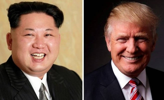 kim jong un,donald trump,north korea kim jong un,america donald trump,kim jong un and donald trump