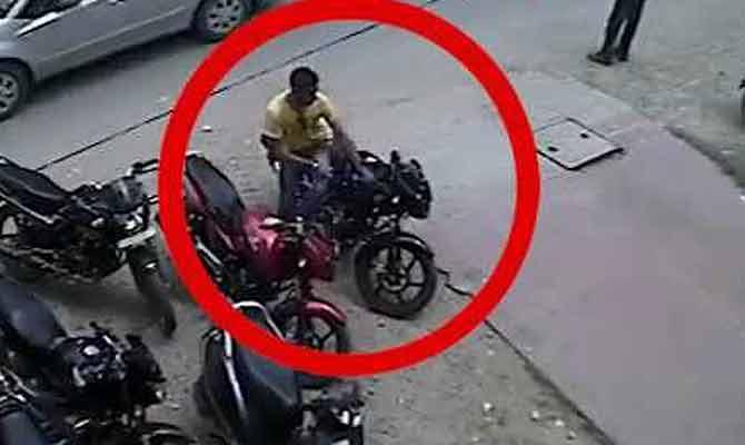 गजब! कक्षा नौ के छात्र निकले शातिर बाइक चोर
