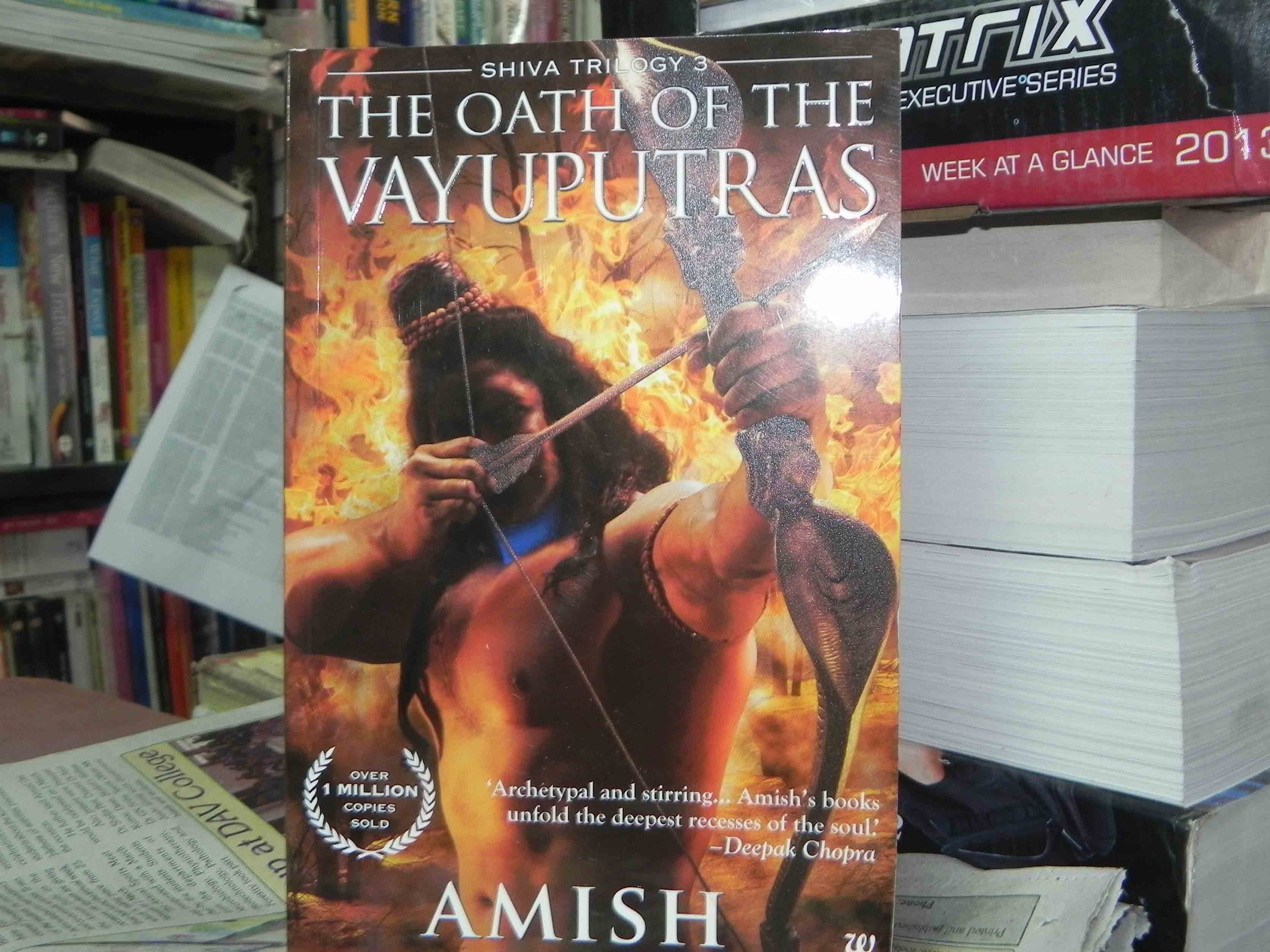 the oath of the vayuputras pdf