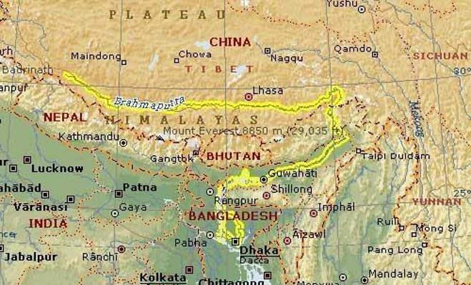 तो चीन के वाटर बम से भारत में तबाही का खतरा