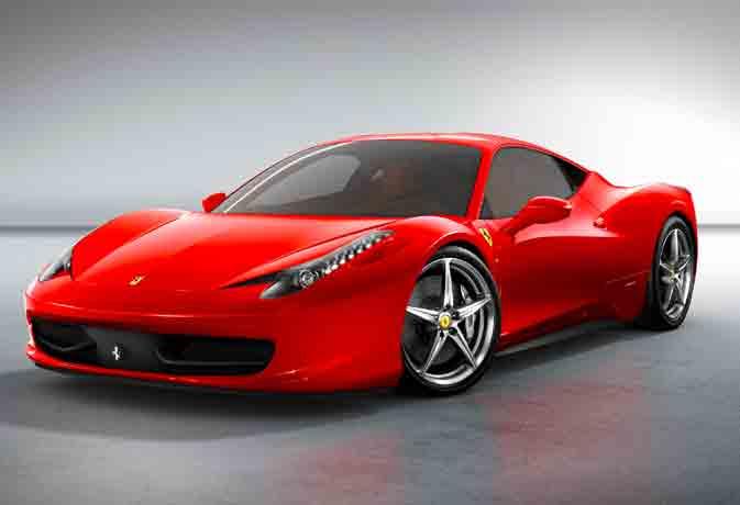 फरारी की ऐसी चाहत, शौक-शौक में खरीद डाली 330 करोड़ की कारें
