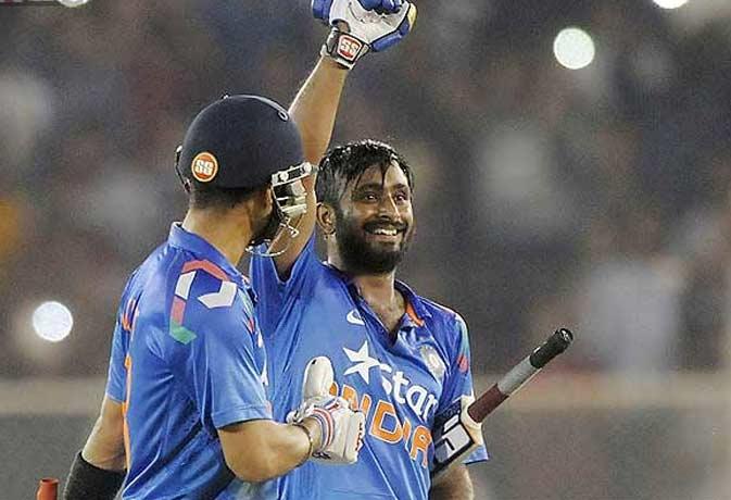 अंबाती रायडू ही नहीं इन क्रिकेट खिलाड़ियों की भी सड़क पर हुई लड़ाई
