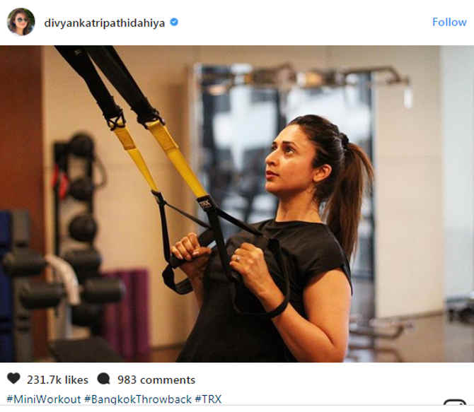 telly news,divyanka tripathi,divyanka tripathi slip disk exercise video,divyanka tripathi workout video,recovery from slip disk,slip disk,workout video,fitness goals,divyanka tripathi fitness secrets,slip disk,slip disk cure,slip disk treatment,slip disk exercise,tv actress