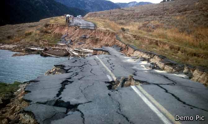 रिक्टर स्केल 7 की तीव्रता का भूकंप नहीं झेल पाएगा देहरादून