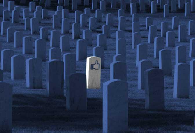किसी की मौत के बाद उसके टि्वटर, फेसबुक अकाउंट का क्या होता है?
