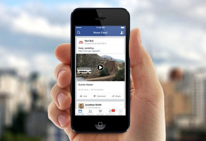 फेसबुक पर वीडियो के साथ डाल सकेंगे पसंदीदा म्यूजिक भी, आएगा नया फीचर