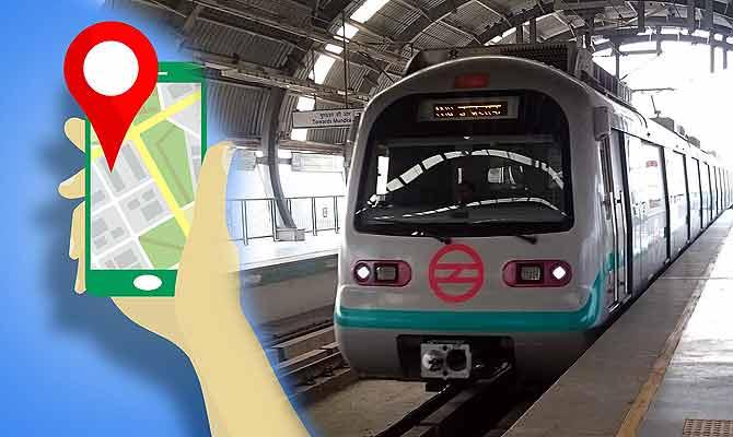 अब गूगल मैप पर भी दौड़ेगी दिल्ली मेट्रो, जानें काम की 5 बातें जो आपको यहां मिलेंगी