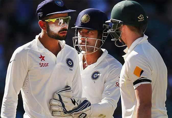 Ind vs Aus : 5 विवाद जब क्रिकेटरों ने उछाला एक दूसरे पर कीचड़