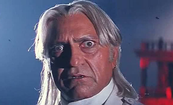 bollywood news, bollywood gossips, bollywood villains, birthday special, amrish puri, amrish puri birthday, amrish puri 10 roles, top ten rols of amrish puri, mogambo, mr india