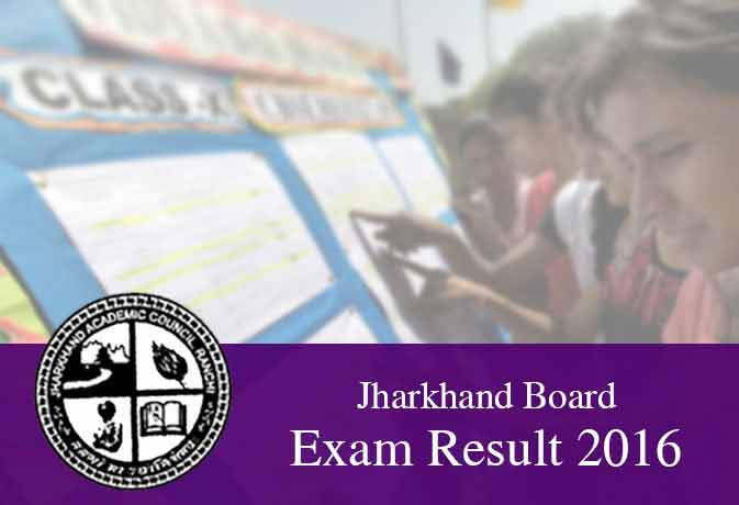 JAC 12th Intermediate Arts Results 2016 to be declared today on jac.nic.in, jharresults.nic.in