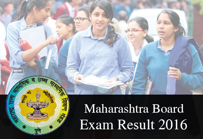 MSBSHSE SSC Results 2016:Maharashtra SSC Result 2016 declared