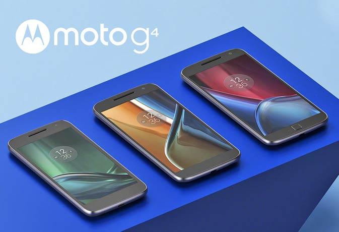 मोटोरोला ने पेश किए Moto G4 के तीन वर्जन, जानें इनकी खासियतें
