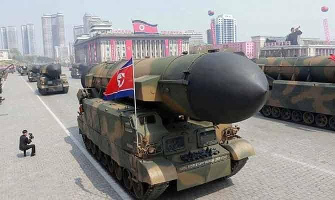 'उत्तर कोरिया एक अपराजेय परमाणु ताकत है'